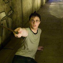 Гарри отгоняет <a href=