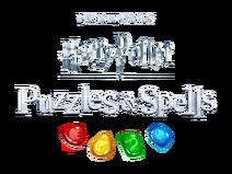 Harry Potter - Puzzles & Spells logo