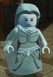 LEGO Grey Lady