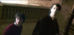 Potter e Riddle