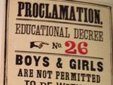Educational Decree Number Twenty-Six (non-canonical)