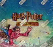 HARRY POTTER Collectible Card Game Quidditch Cup Booster Box