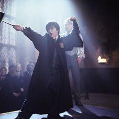 Гарри против Драко