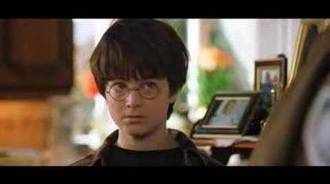Harry Potter i kamień filozoficzny - scena usunięta 1