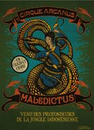 Maledictus Banner Poster