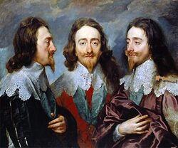 Anthony van Dyck Charles I