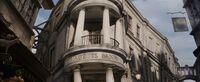 Bank Gringotta do poszerzenia