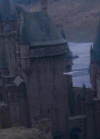 Forsvar mot svartekunster tårn