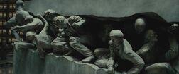 Muggles statue 2