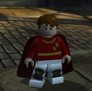Oliver Wood LEGO