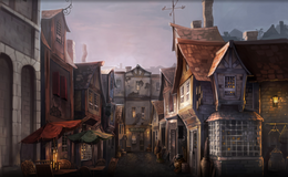 770px-Diagon Alley South Side