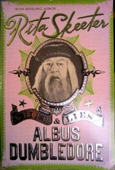 Albus Humlesnurrs liv og løgner