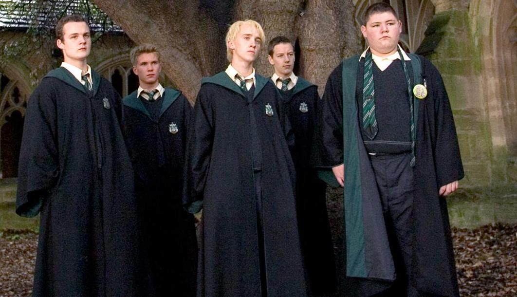 Draco Malfoy's gang | Harry Potter Wiki | FANDOM powered by