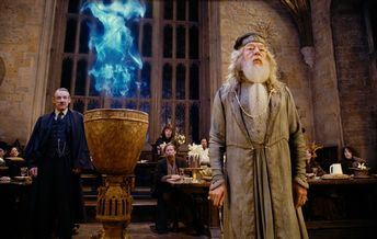 Dumbledore i Czara
