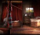 Gryffindor Boys' Dormitory