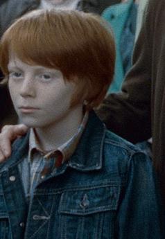 Hugo WeasleyDH2 3