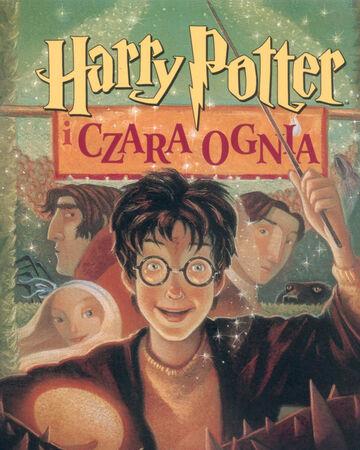 Harry Potter i Czara Ognia (książka) | Harry Potter Wiki | Fandom