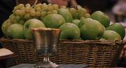 Jabłka winogrona