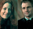 Wedding of James Potter I and Lily Evans