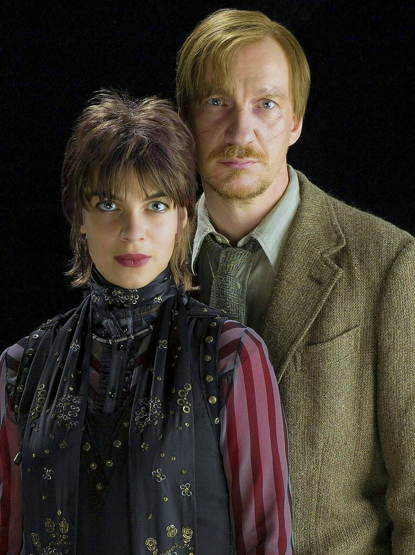 Wedding of Remus Lupin and Nymphadora Tonks | Harry Potter