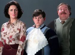 Familie Dursley 1993