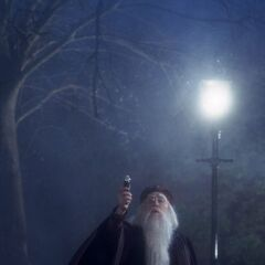 Дамблдор с делюминатором