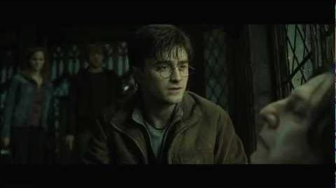 Śmierć Severusa ( szkoda że zginął (