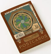 MinaLima Store - Newt Scamander's Magical Case Postcards