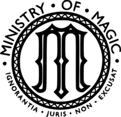 MinistryOfMagicLogo - Cursed Child