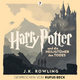 German 2016 Pottermore Exclusive Audio Book 07 DH