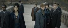 Hogwarts Entrance TCOG
