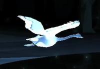 White Swam Patronus