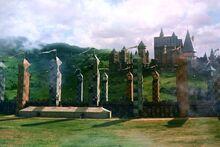 Boisko Quidditch
