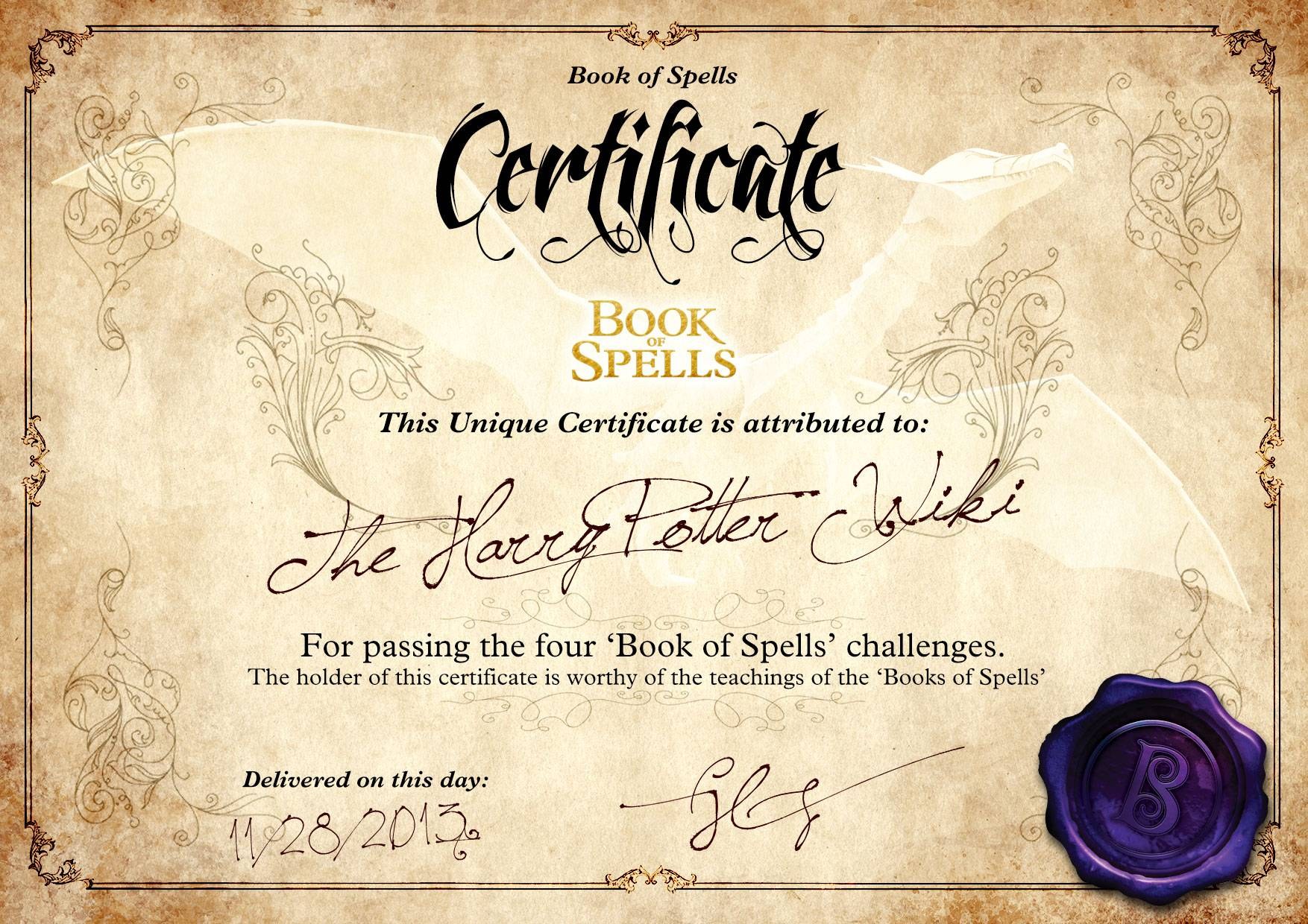 image relating to Printable Spell Book Pages identified as Guide of Spells problems Harry Potter Wiki FANDOM