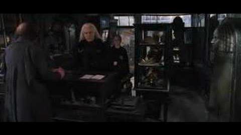 Harry Potter i Komnata Tajemnic - scena usunięta 3