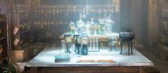 PotionsClassroom lab
