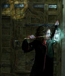 JimKay-Illustration B1C11 Hermione