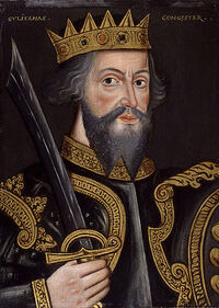 King William I ('The Conqueror') from NPG
