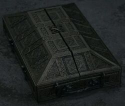 Lestrange family tree box