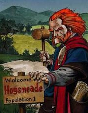 Hengist of Woodcroft USAcard