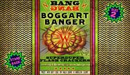 MinaLima Store - Boggart Banger