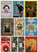 MinaLima Store - Book Covers from The Wizarding World - Compilation