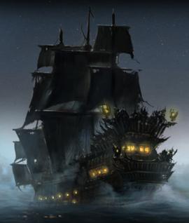 Navio de Durmstrang