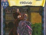 Obliviate (Trading Card)