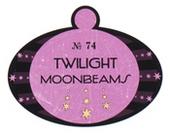 Twilight Moonbeams Label