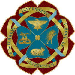 Coat of arms Ilvermorny