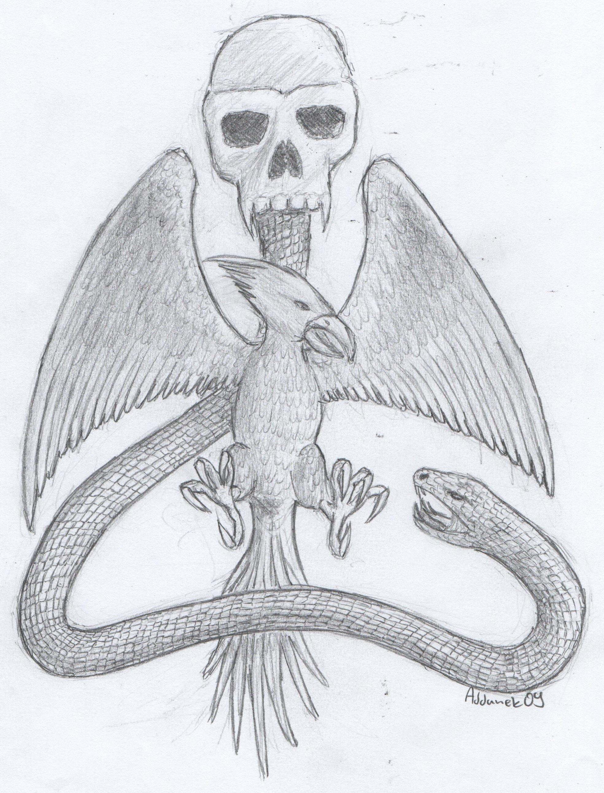 Feniks kontra wąż Art