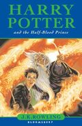 UK Harry Potter and the Half-Blood Prince