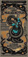 Circus Arcanus Show Poster - Maledictus