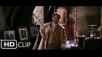 Harry Potter and the Chamber of Secrets - Gilderoy Lockhart Classroom scene